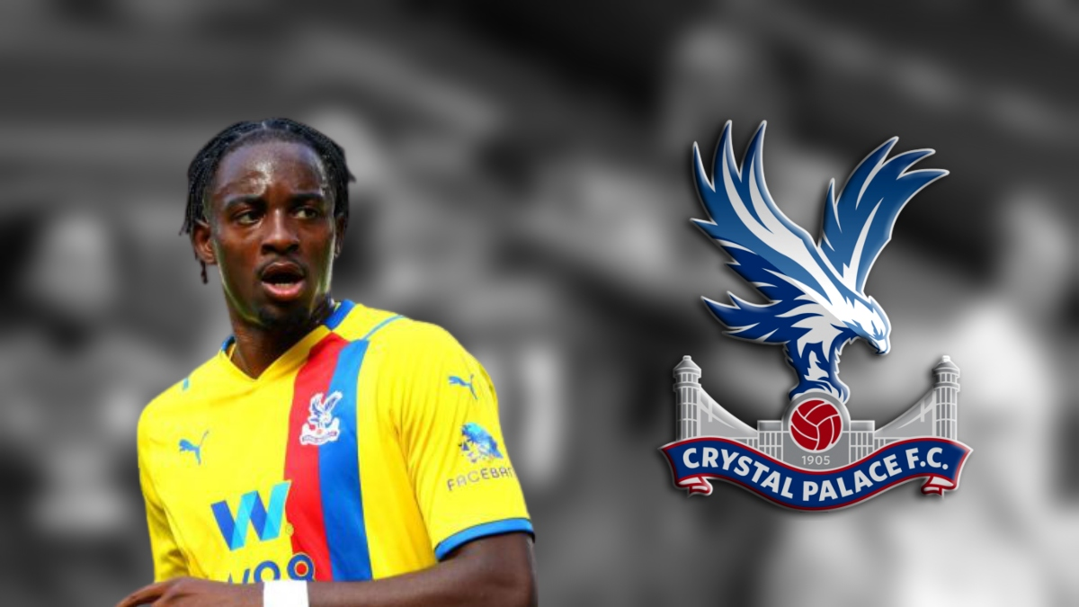 Facebank sponsors Crystal Palace's sleeve for 2021/22 season