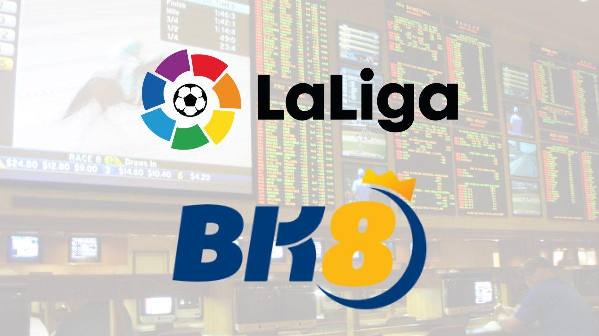 Five La Liga clubs land deals with BK8