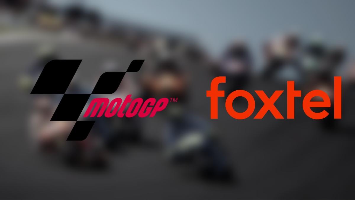 Foxtel retains MotoGP rights in Australia