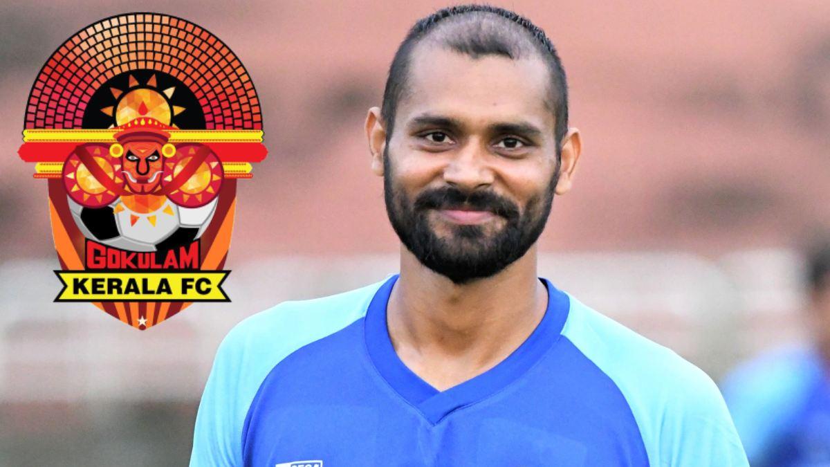 Gokulam Kerala FC signs defender Pawan Kumar