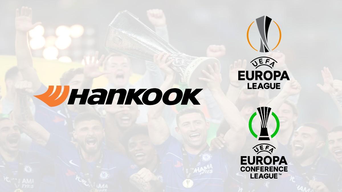Hankook Tire extends long-lasting UEFA Europa League and UEFA Europa Conference League deal