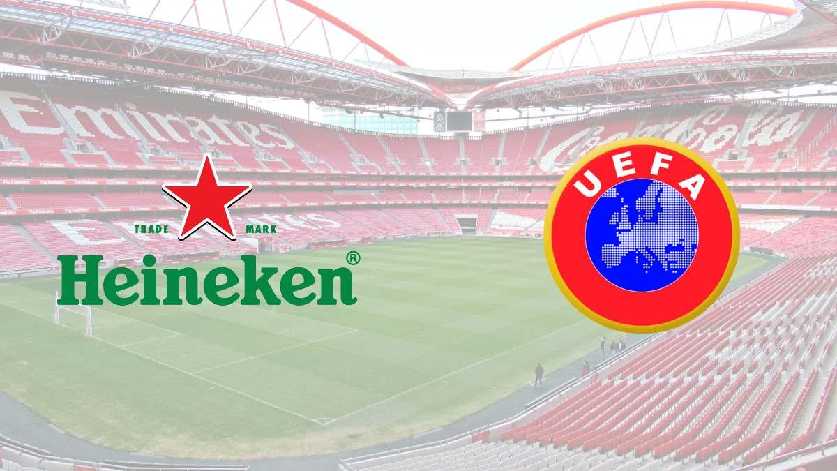 Heineken signs partnership deal with UEFA women