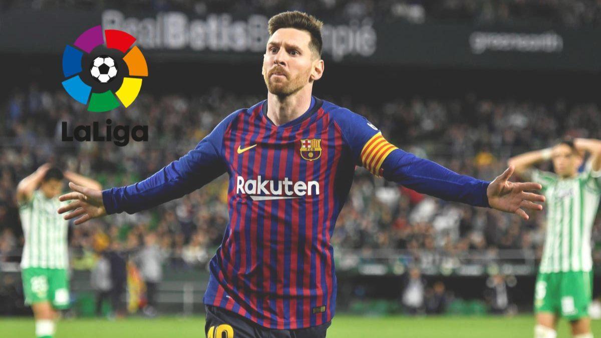 Lionel Messi's departure may cost La Liga