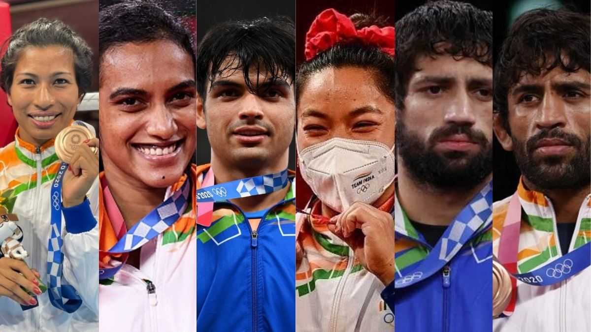 Tokyo 2020 Indian medalists receive a plethora of lucrative brand deals