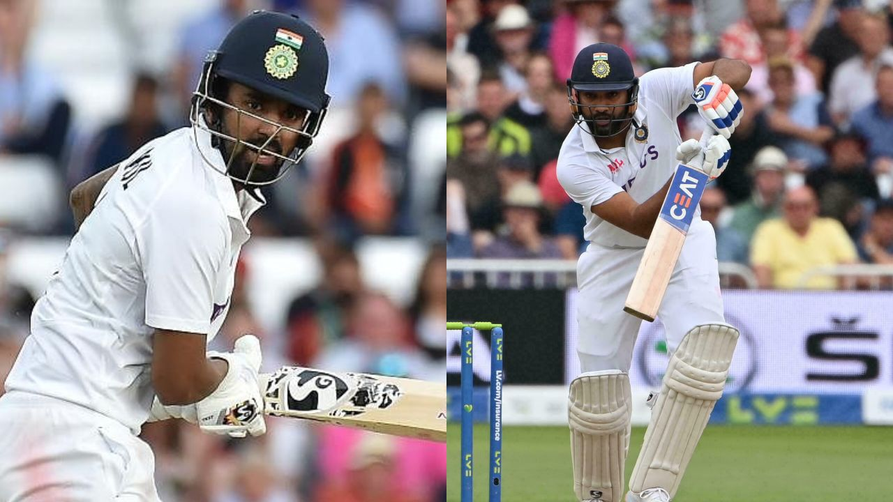 India vs England 1st Test Day 2: India's opening pair shines on a gloomy day