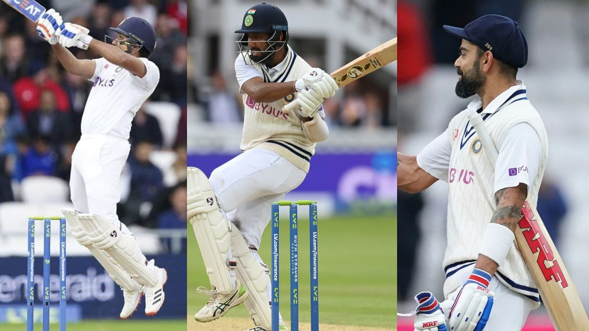 India vs England 3rd Test Day 3: Pujara stands tall on a crucial day