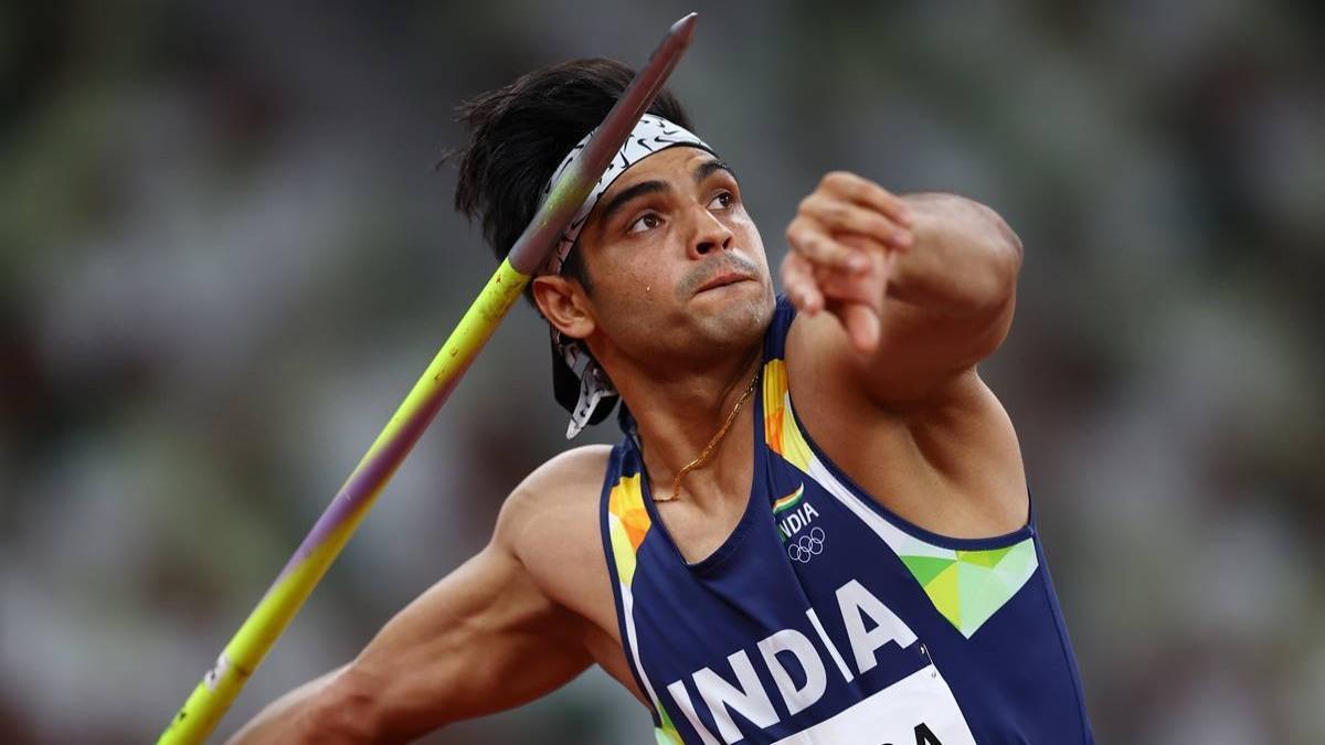 Indian athlete Neeraj Chopra secures gold in Javelin Throw