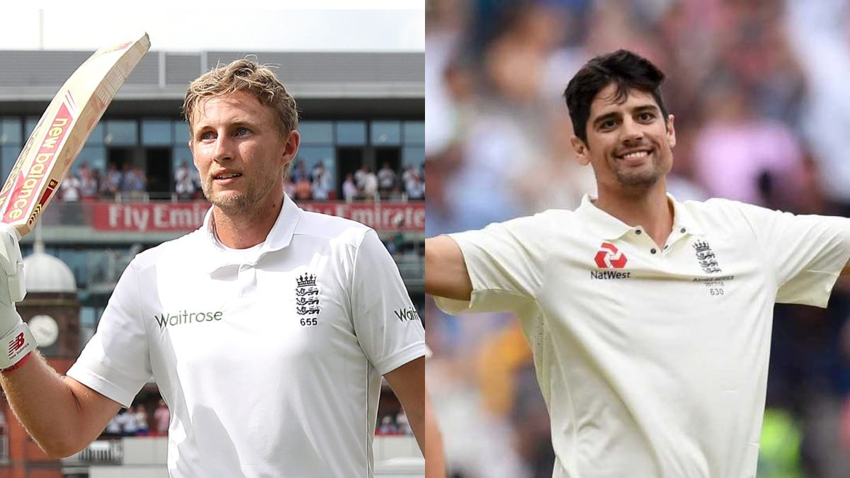 Joe Root surpasses Alastair Cook to become England's leading international run-scorer