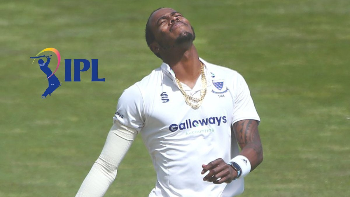 Jofra Archer ruled out of phase-2 of IPL 2021 following an injury