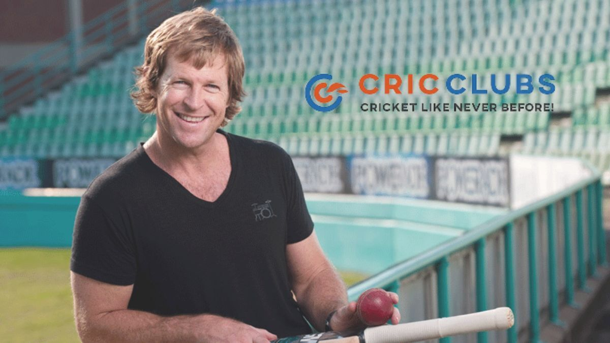 Jonty Rhodes becomes the global brand ambassador of CricClubs