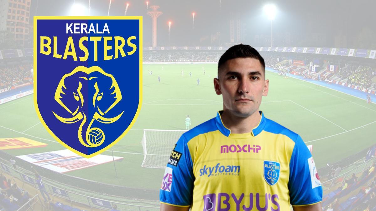 Kerala Blasters FC sign Jorge Pereyra Diaz on loan