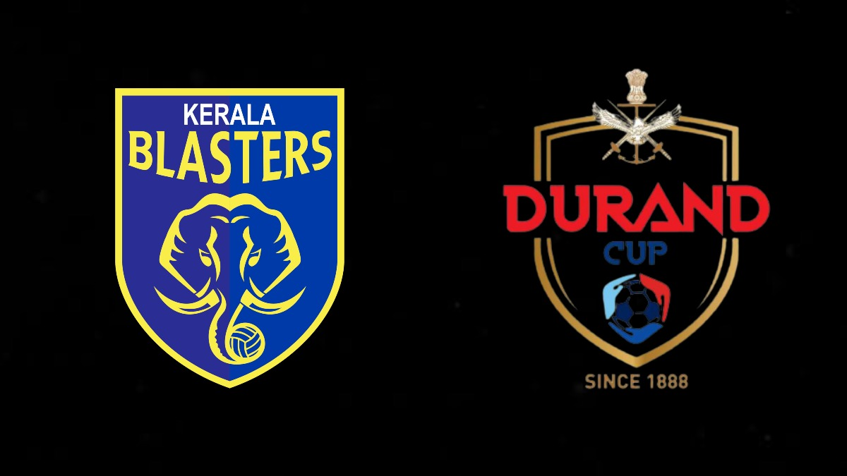 Kerala Blasters to compete in Durand Cup 2021