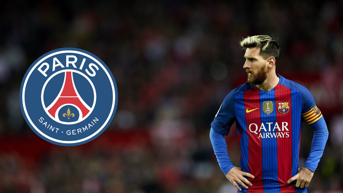 Lionel Messi join hands with PSG on two-year contract