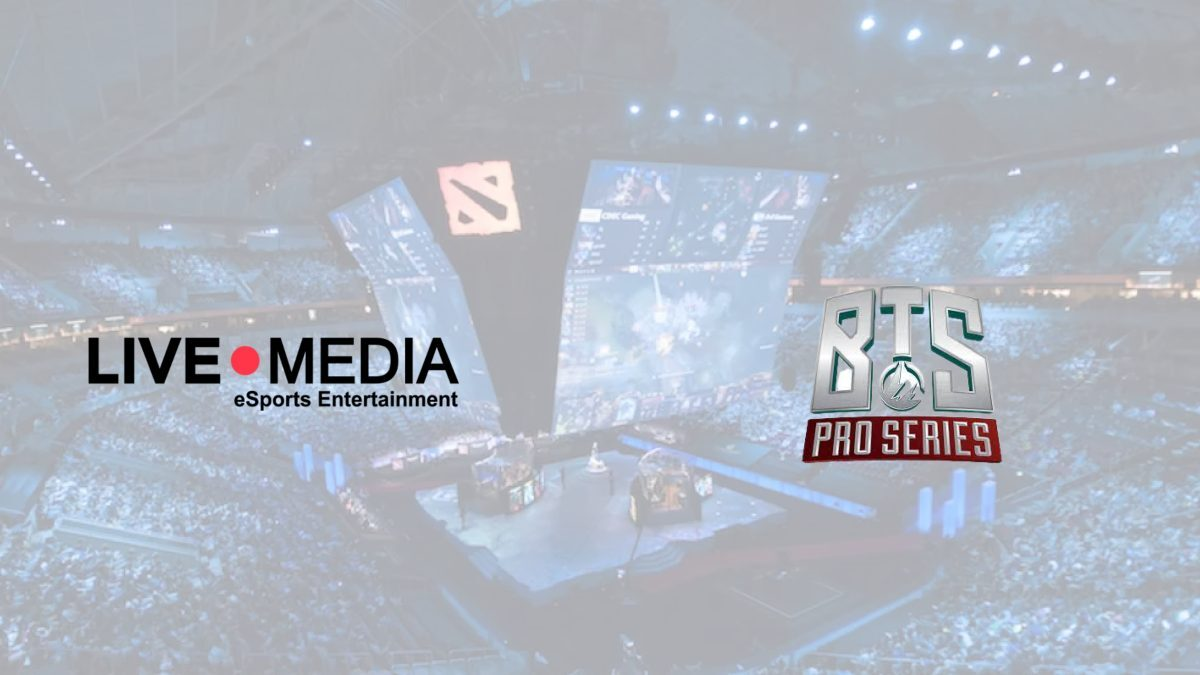 Live Media lands broadcasting rights deal with BTS Pro Series Season 7