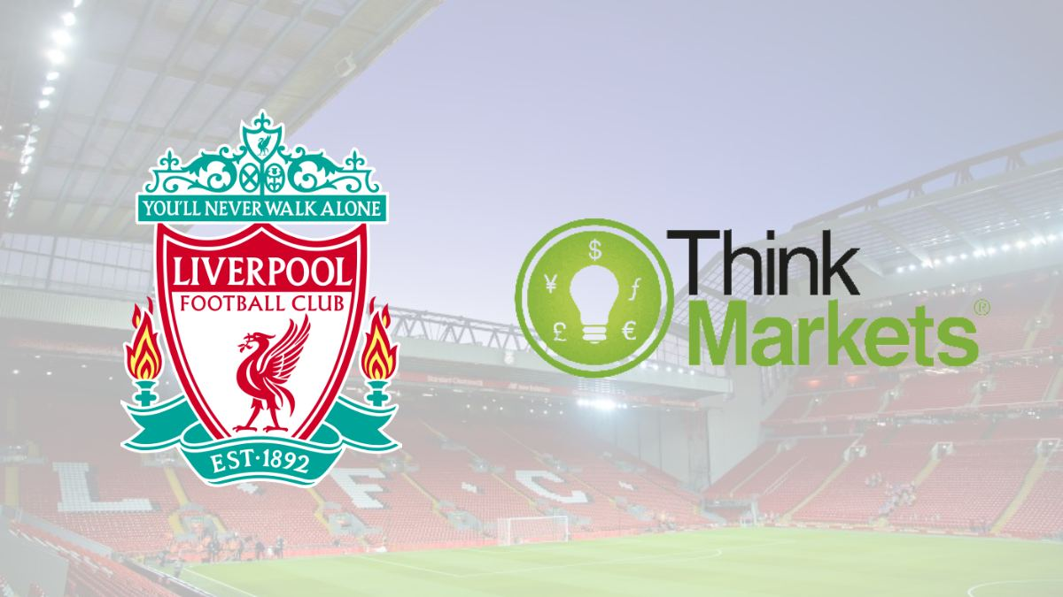 Liverpool FC signs sponsorship deal with ThinkMarkets