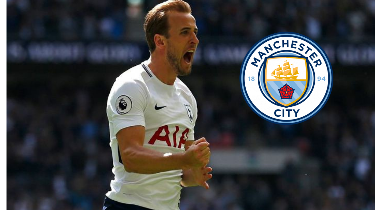 Manchester City to prepare a whopping €150 million bid for Harry Kane
