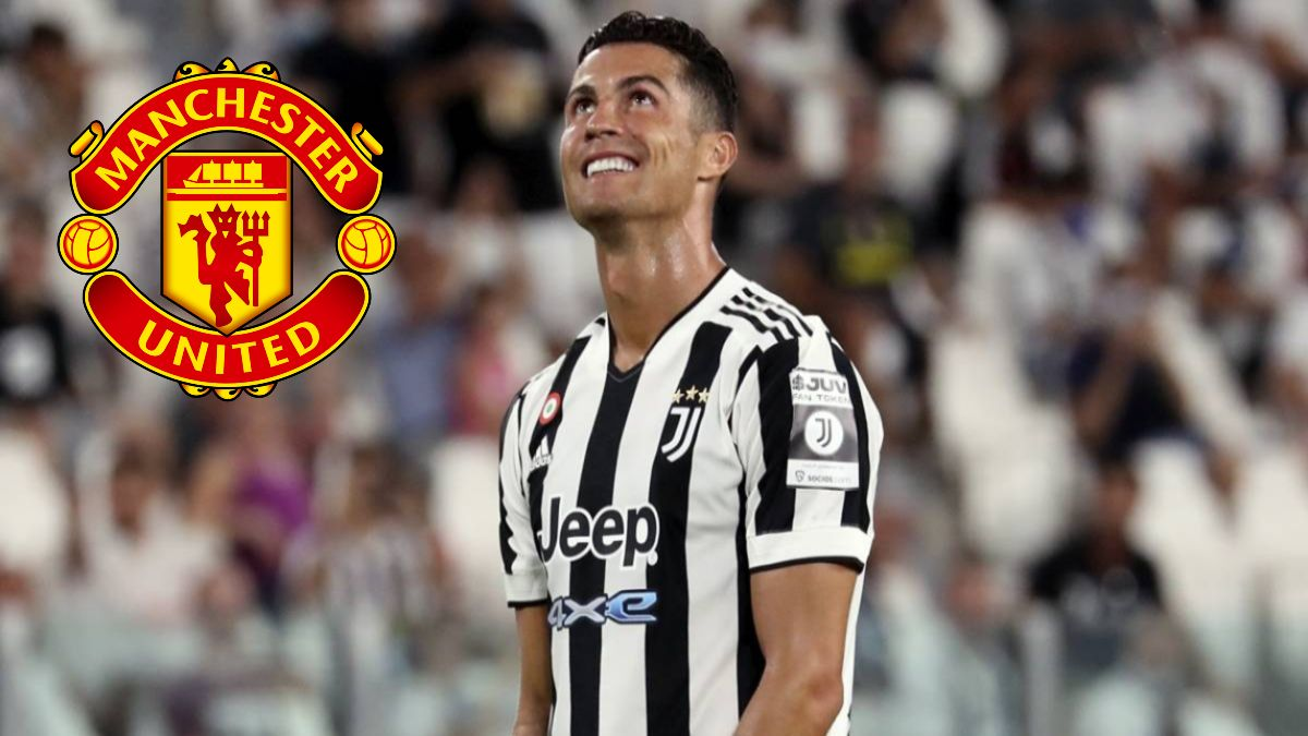 Manchester United confirms Cristiano Ronaldo's transfer to the club from Juventus