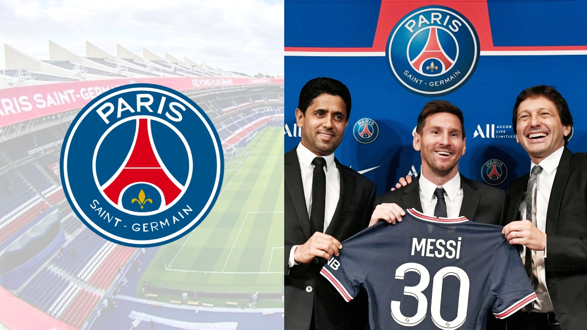 Lionel Messi's transfer to PSG might lead to the expansion of Parc des Princes