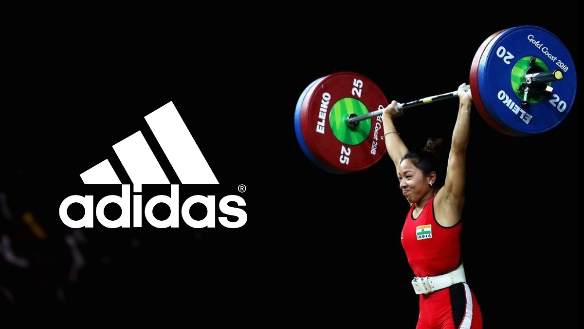 Mirabai Chanu becomes the face of 'Stay In Play' campaign by Adidas