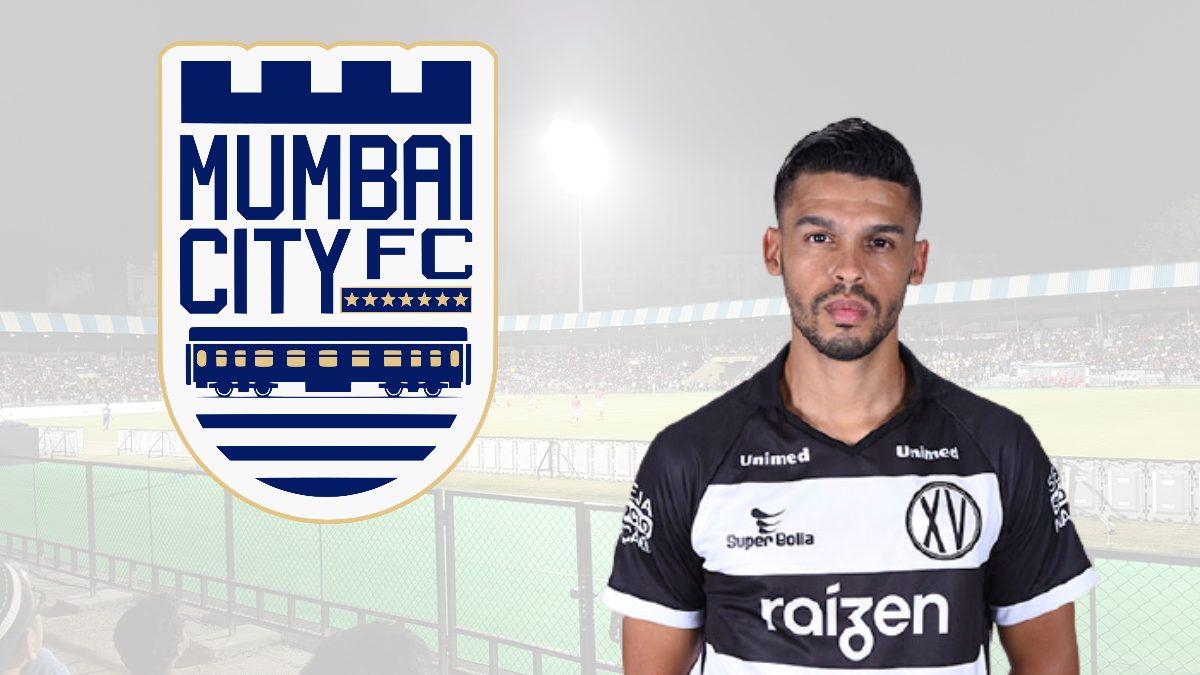 Mumbai City FC sign midfielder Cássio Gabriel on loan