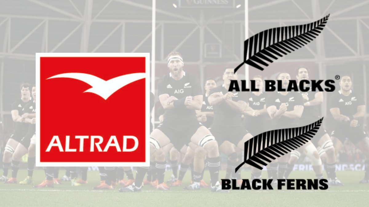 New Zealand Rugby announce major global partnership with Altrad