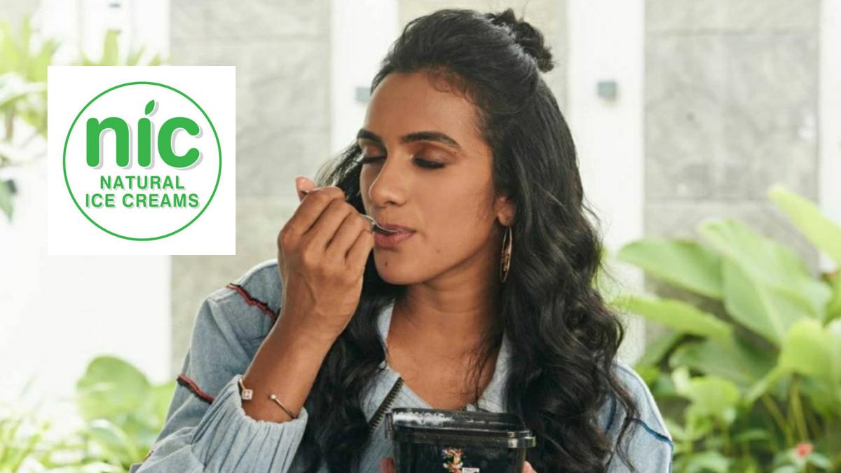 PV Sindhu to endorse Naturals Ice Cream