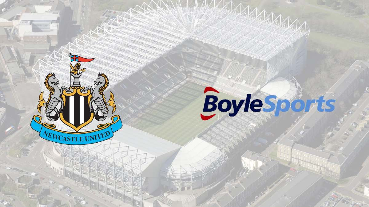 Newcastle United signs sponsorship deal with BoyleSports