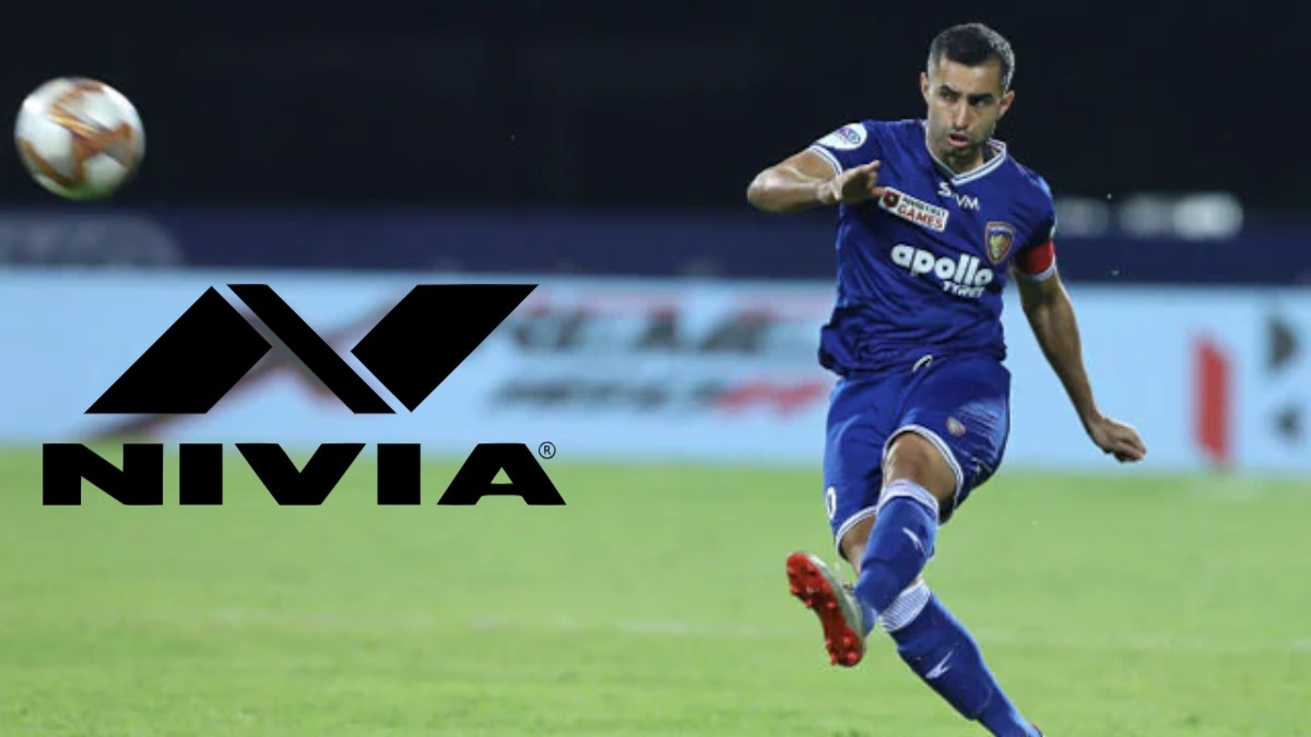 Nivia join hands with Chennaiyin FC as official kit sponsor