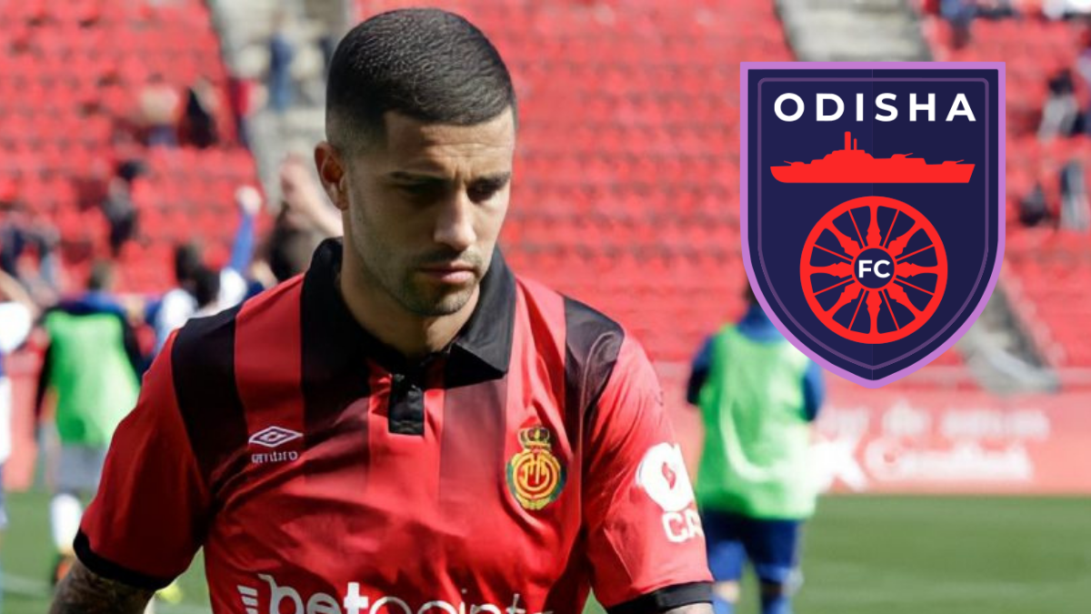 Odisha FC signs former La Liga player Aridai Cabrera