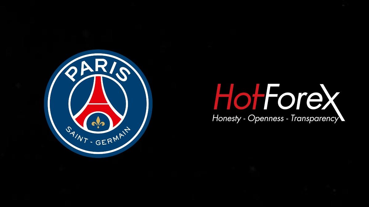 PSG renews HotForex sponsorship deal