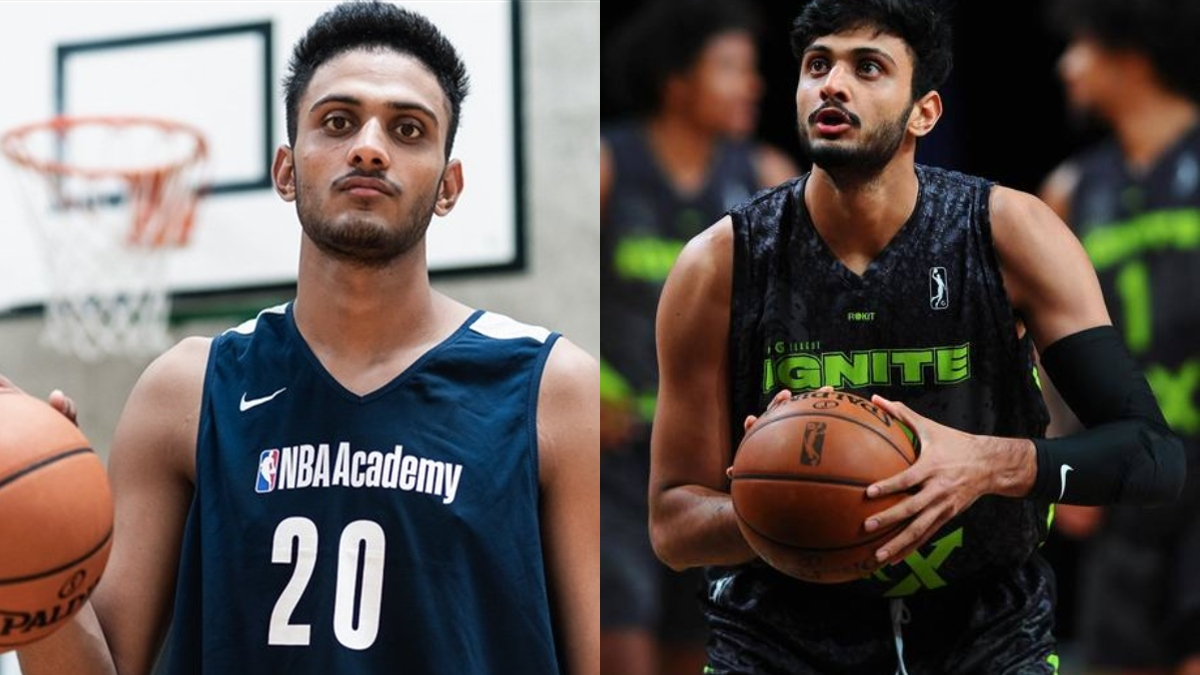 Princepal Singh becomes first Indian to be part of NBA title-winning team