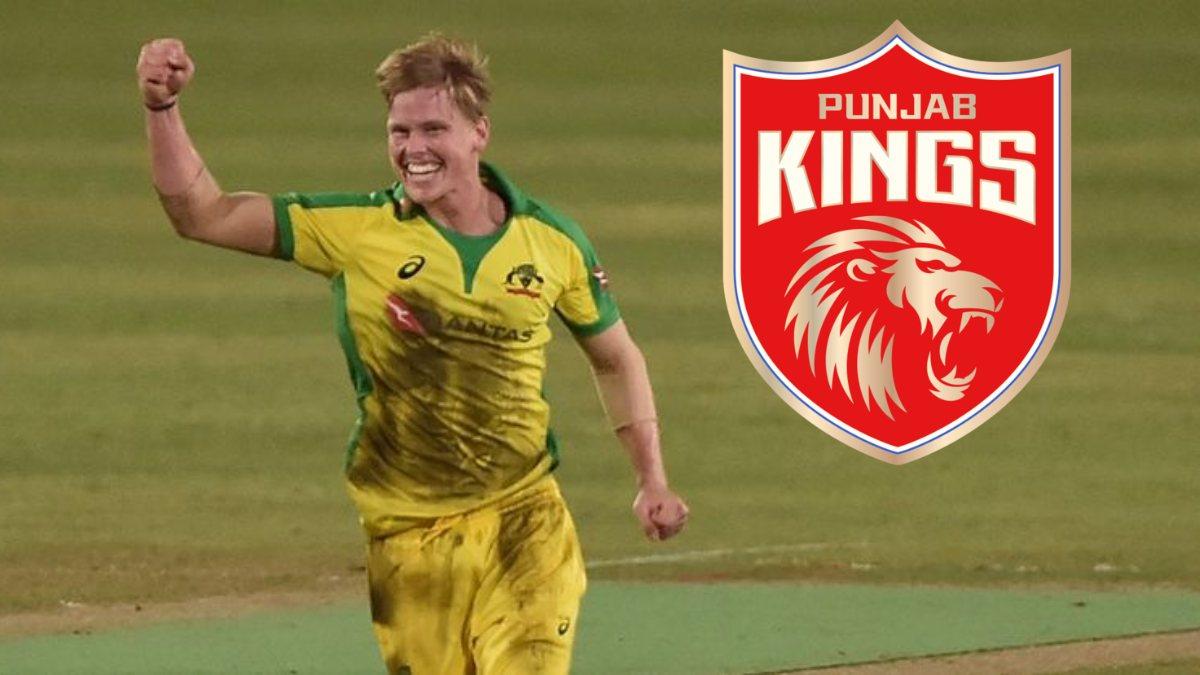 Punjab Kings sign Australian pacer Nathan Ellis as replacement