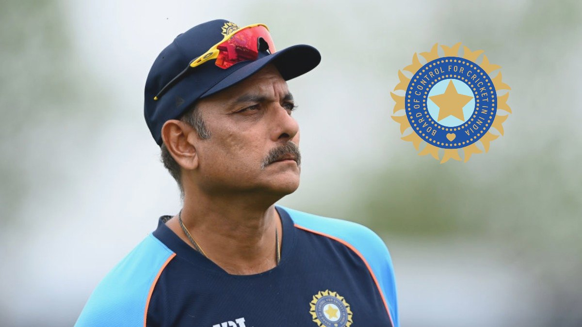 Ravi Shastri to step down as the Indian coach after the ICC T20 World Cup