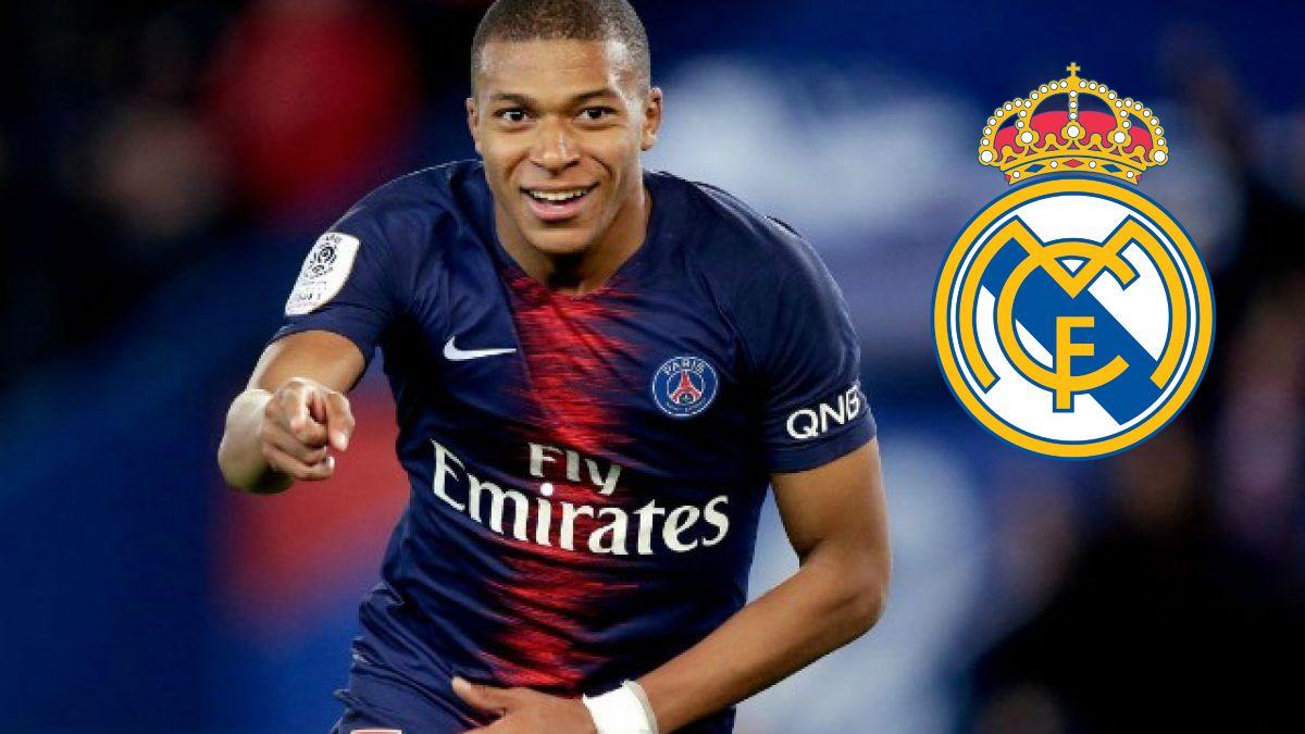 Real Madrid bid £137m for Kylian Mbappe