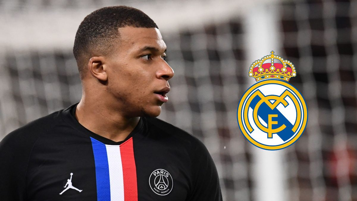 Real Madrid's obsession with Kylian Mbappe