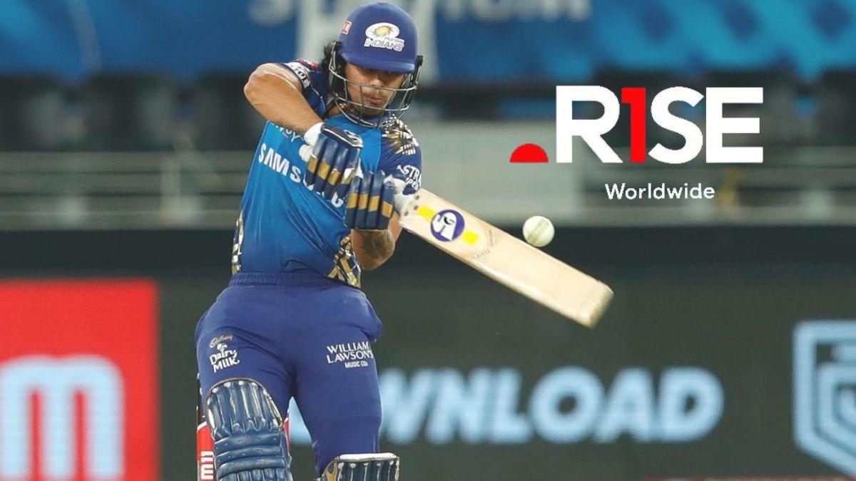 Rise Worldwide agency signs Ishan Kishan