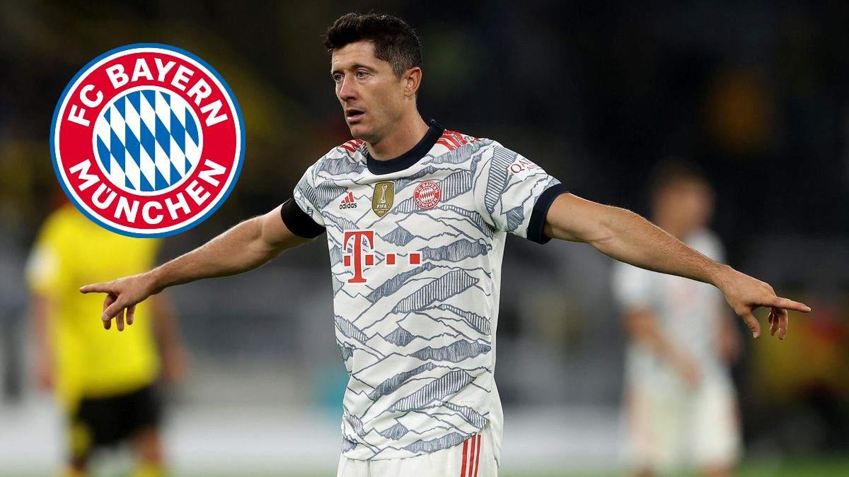 Robert Lewandowski reportedly wants to leave Bayern Munich