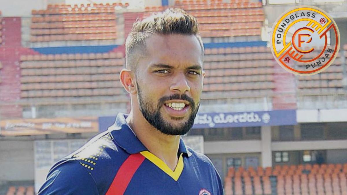 RoundGlass Punjab FC signs professional striker Robin Singh