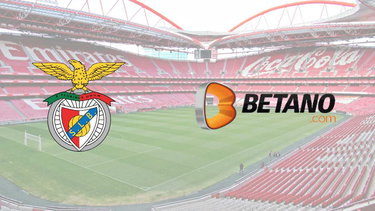 SL Benfica signs partnership deal with Betano