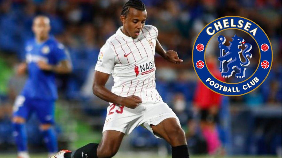 Sevilla spike up Jules Kounde's price amidst Chelsea interest