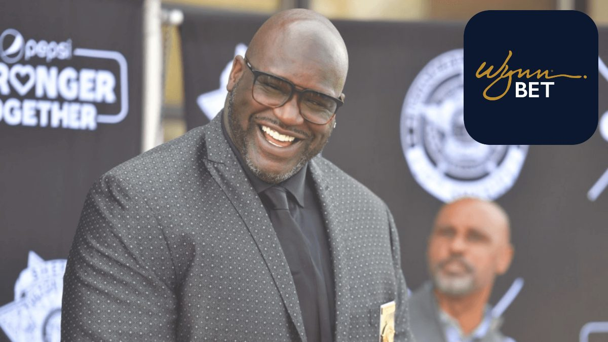 Shaquille O'Neal join hands with WynnBET as brand ambassador