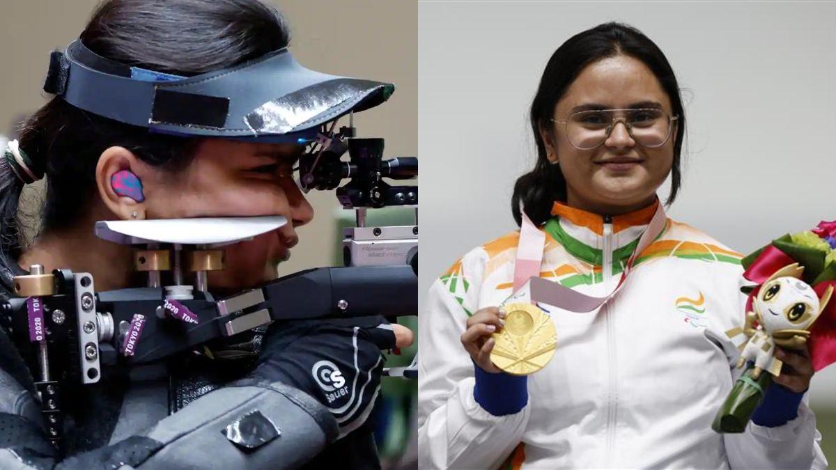 Tokyo Paralympics: Shooter Avani Lekhara claims gold medal in women's 10m Air Standing SH1 Final