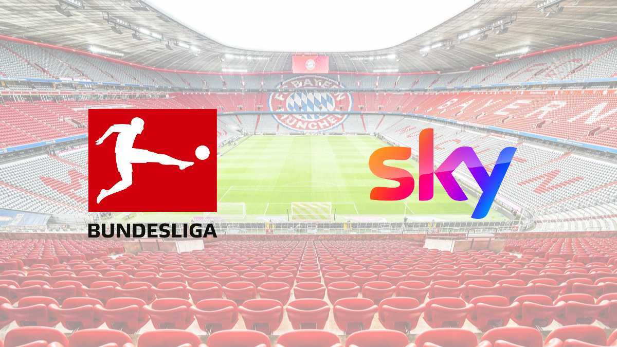 Sky acquires broadcasting rights to the top-tier German Bundesliga
