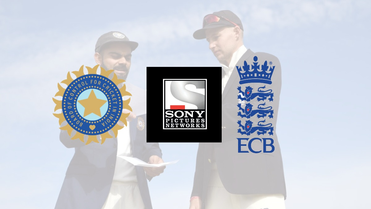 Sony Sports receive massive sponsorship deals ahead of India-England series