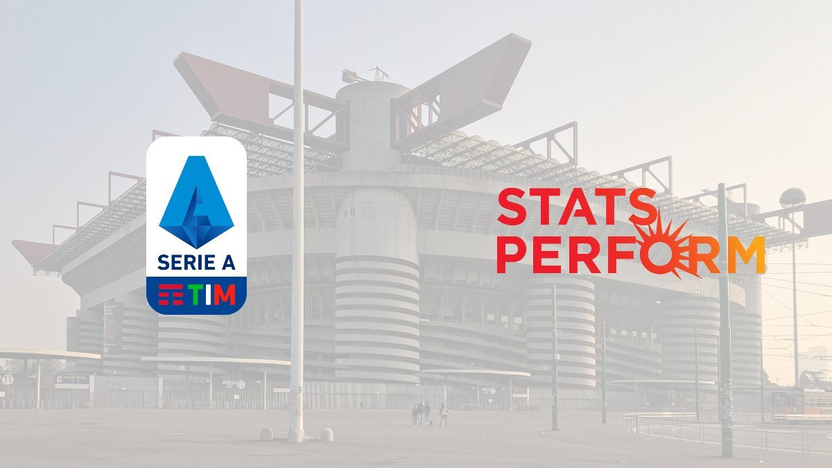 Stats Perform lands data rights of Serie A