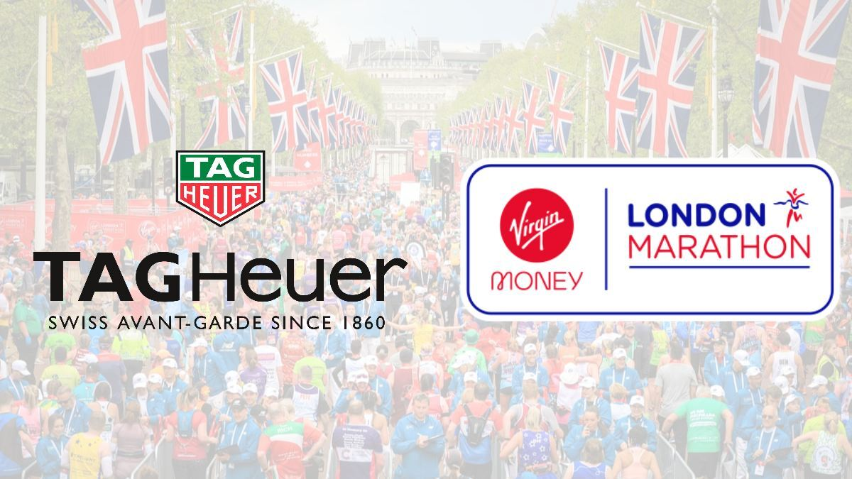 Tag Heuer extends London Marathon sponsorship for three more years