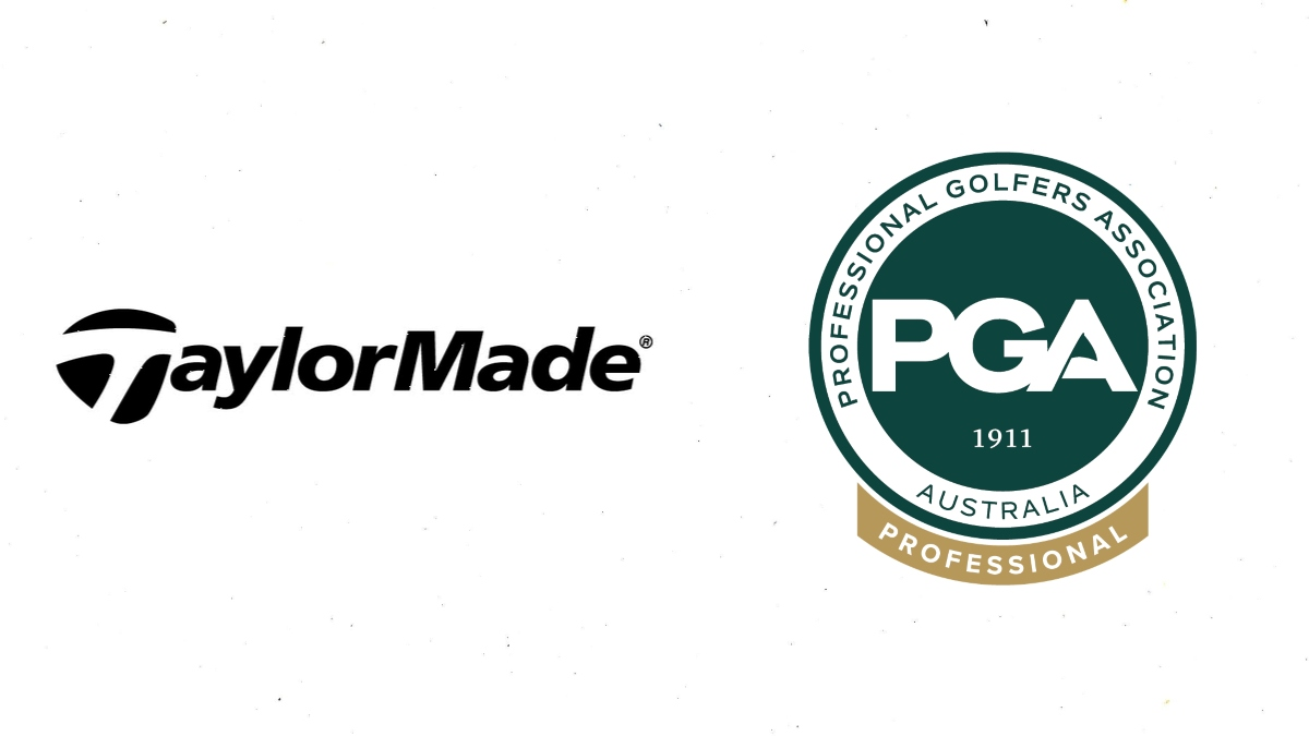 TaylorMade inks a three-year sponsorship deal with PGA of Australia