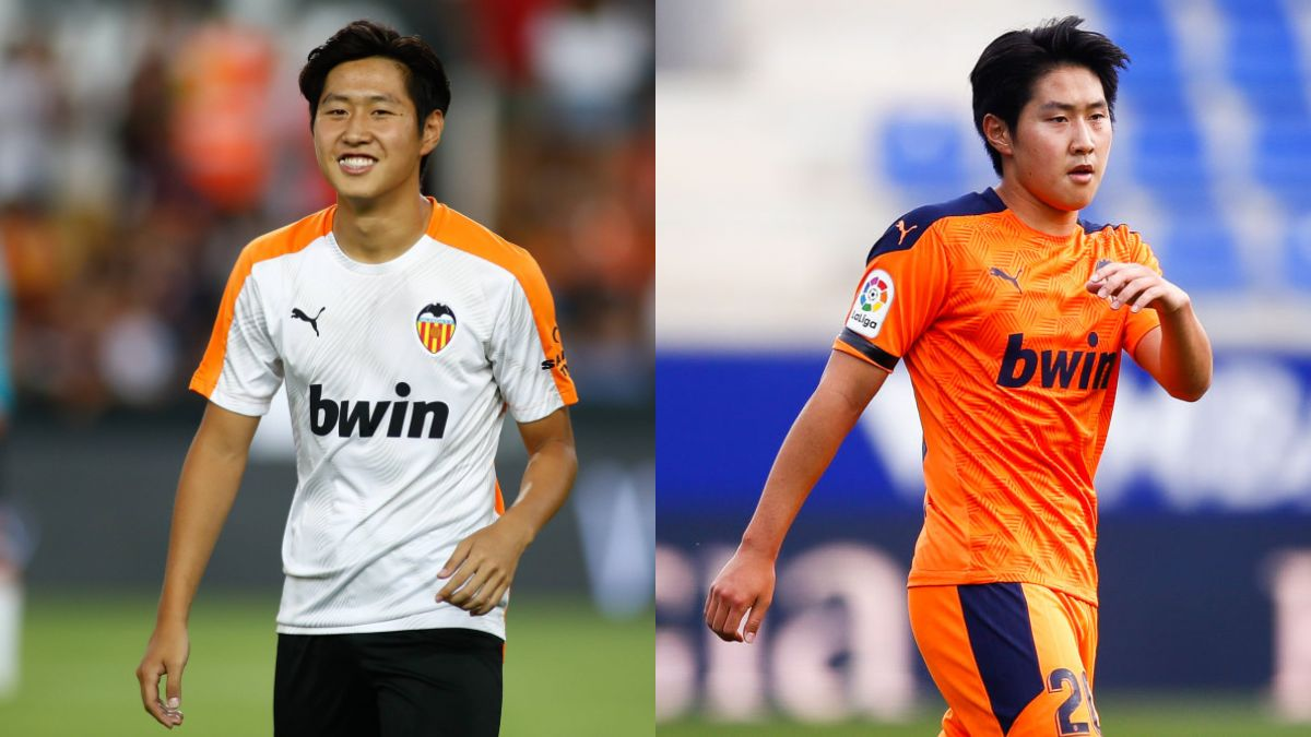 Valencia terminates the contract of playmaker Lee Kang-in