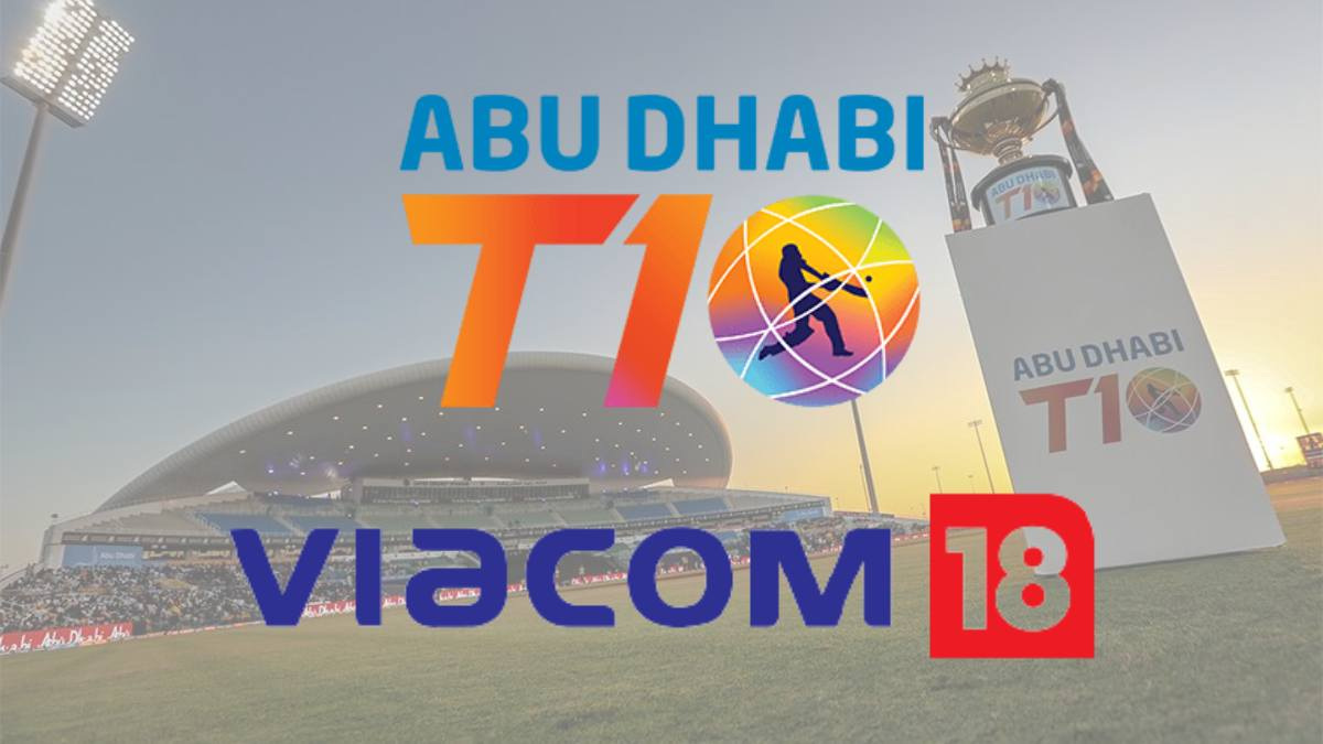 Viacom18 bags TV and digital rights for Abu Dhabi T10