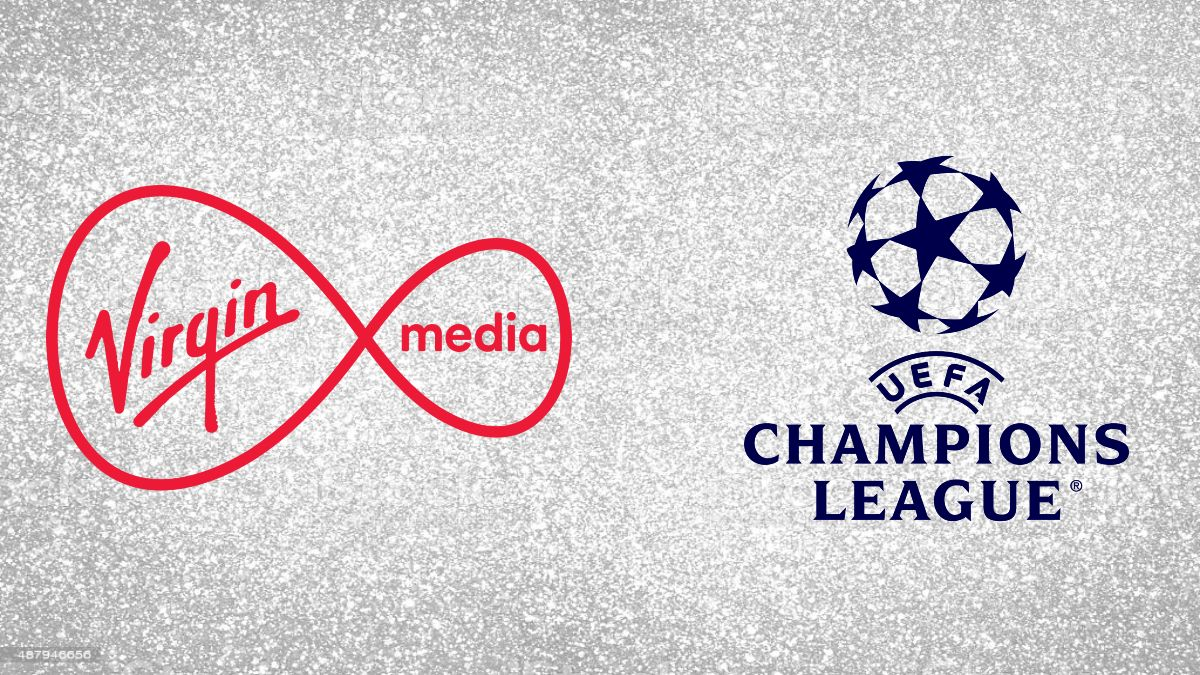 Virgin Media lands Champions League's media rights package in Ireland